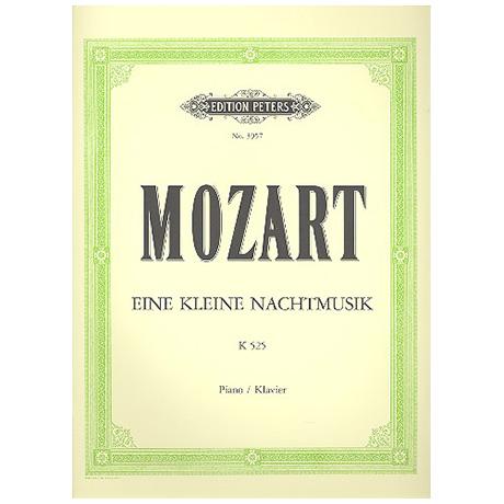 Mozart, W. A.: Serenade Eine kleine Nachtmusik