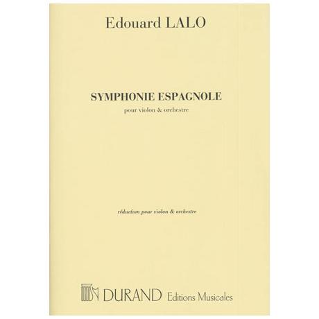 Lalo, E.V.A.: Symphonie espagnole op.21