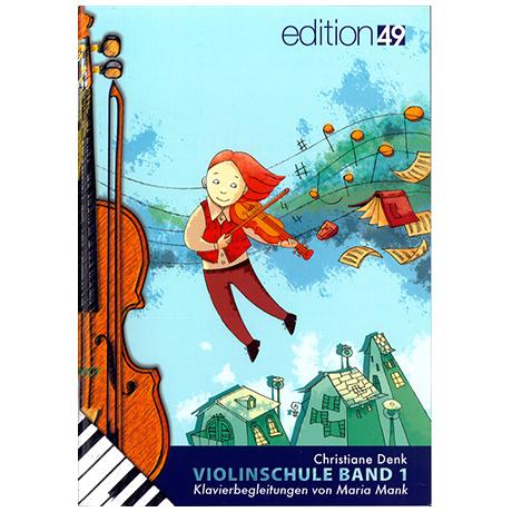 Denk: Violinschule Begleitheft