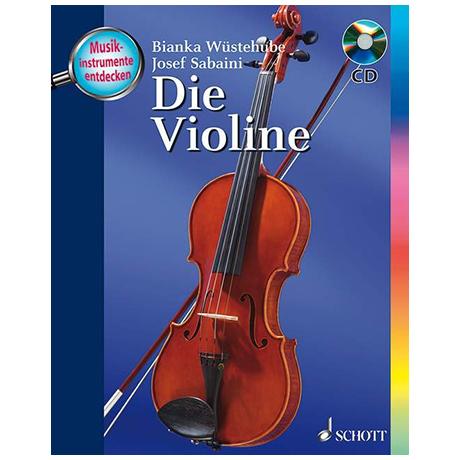Wüstehube, S.: Musikinstrumente entdecken – Die Violine