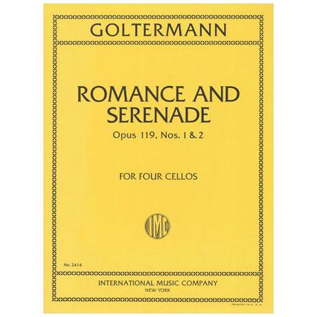 Goltermann: Romance and Serenade Op.119 Nr.1&2