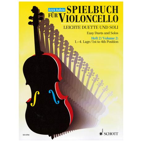 Doflein: Spielbuch für Violoncello Band 2