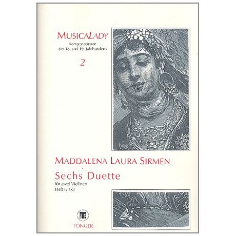 Sirmen, M.L.L.: 6 Duette Band 1 (1-3)