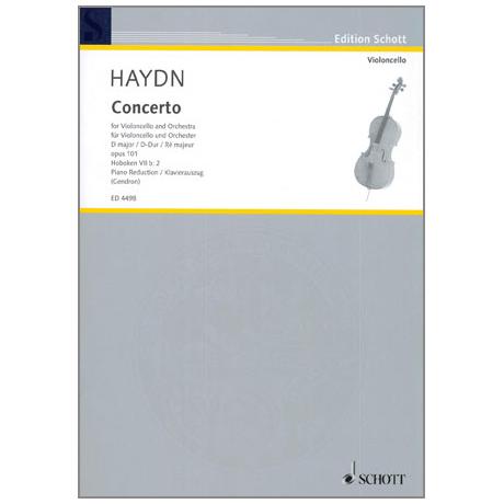 Haydn, J.: Concerto D-Dur Op.101 Hob.VIIb:2