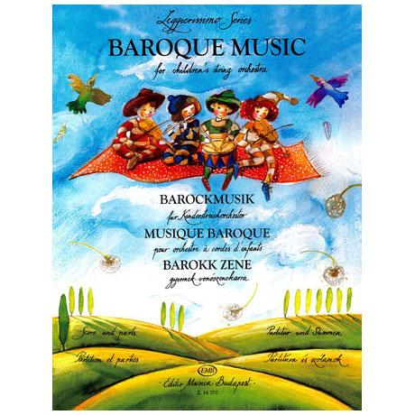 Leggierissimo - Barockmusik