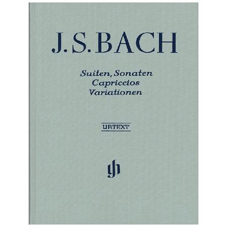 Bach, J.S.: Suiten, Sonaten, Capriccios, Variationen