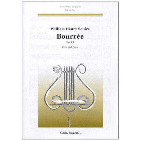 Squire, W. H.: Bourrée Op. 24