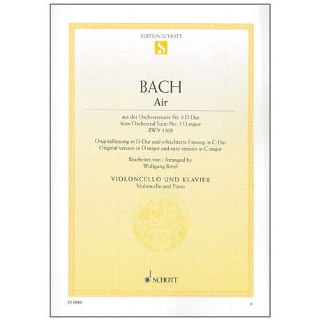 Bach, J.S.: Air BWV 1068 aus der Orchestersuite Nr. 3
