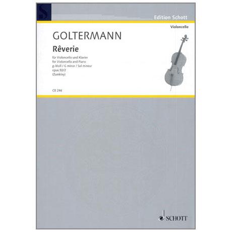 Goltermann: Reverie op.92 Nr.2
