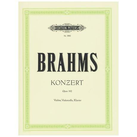 Brahms, J.: Doppelkonzert a-moll, op. 102
