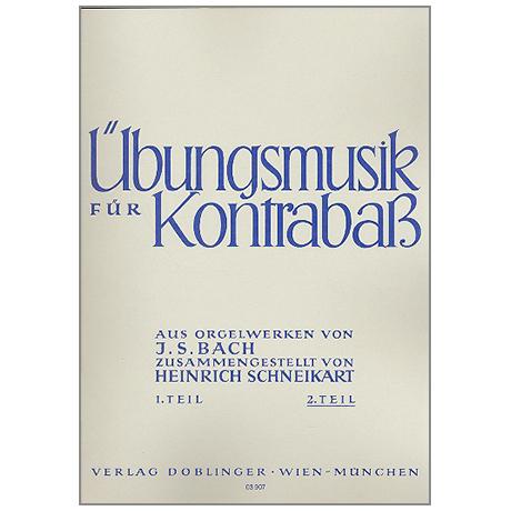 Schneikart: Bach: Übungsmusik Heft 2