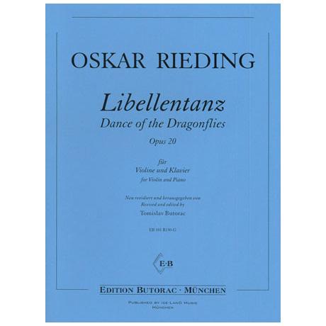 Rieding, O.: Libellentanz Op.20