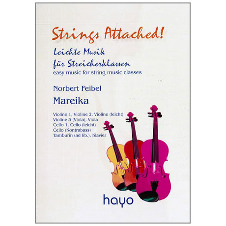 Strings Attached: Feibel, N.: Mareika