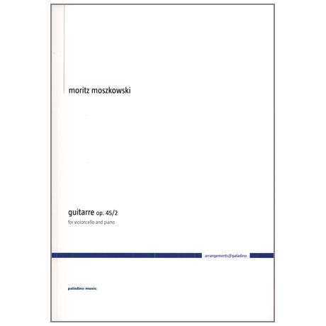 Moszkowski, M.: Guitarre Op. 45/2