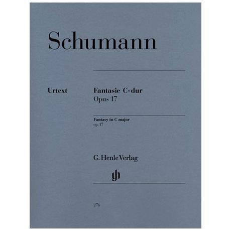 Schumann, R.: Fantasie C-Dur Op. 17