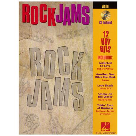 Rock Jams (+CD)