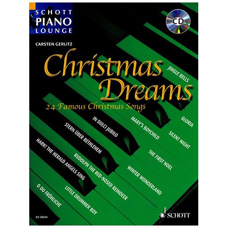 Schott Piano Lounge - Christmas Dreams (+CD)