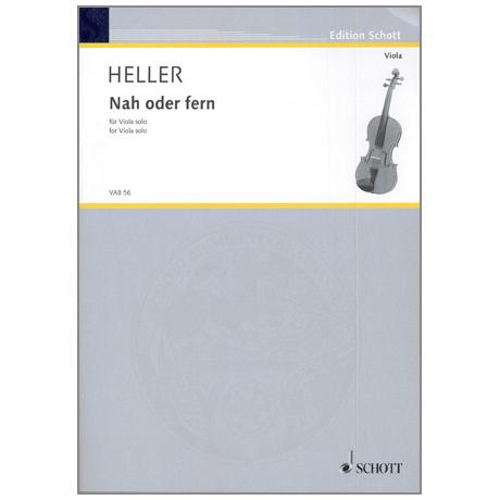 Heller, B.: Nah oder fern