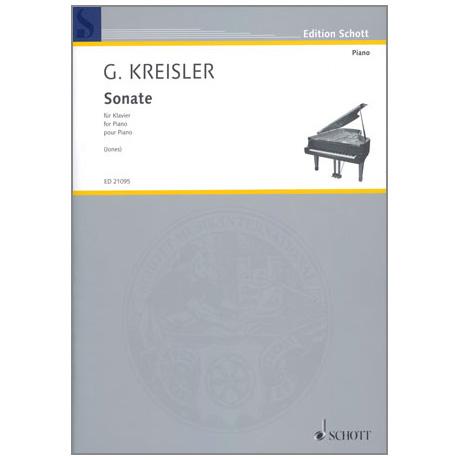 Kreisler, Georg: Sonate