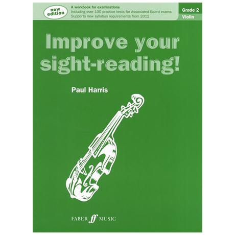 Harris: Improve your sight reading Grade 2