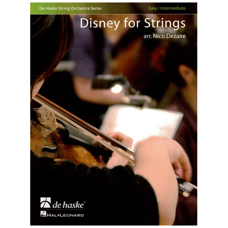 Dezaire, N.: Disney for Strings