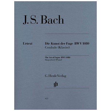 Bach, J. S.: Die Kunst der Fuge BWV 1080