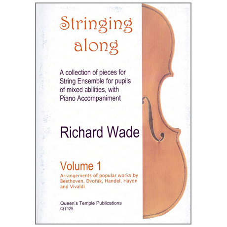 Wade, R.: Stringing Along Band 1