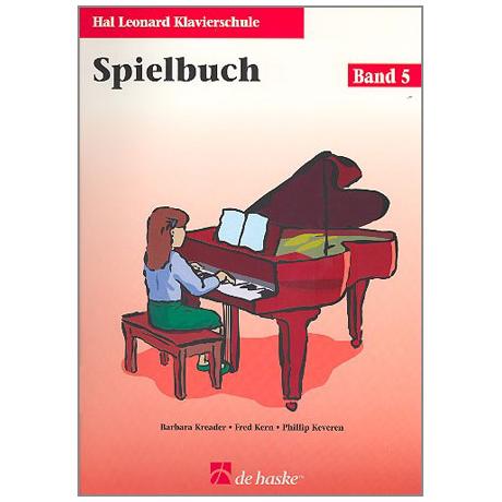 Kreader, B.: Hal Leonard Klavierschule Band 5