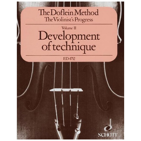 The Doflein Method - Volume 2