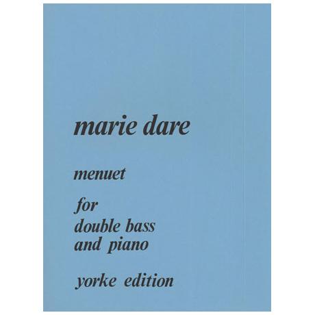 Dare M.: Menuet