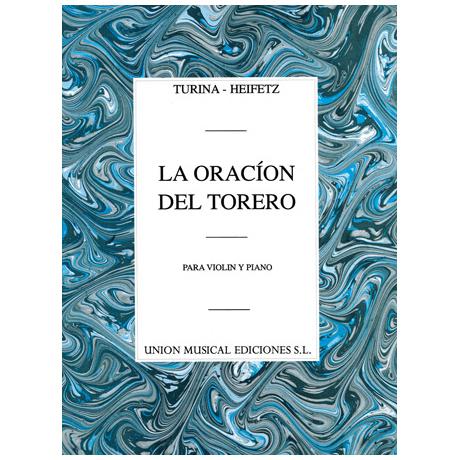Turina, J. / Heifetz, J.: La Oracion del Torero