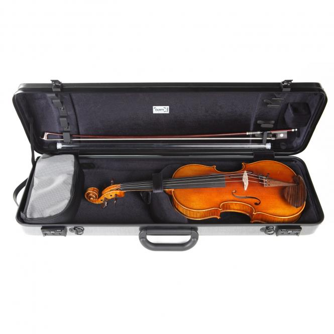 BAM Hightech Black Violinetui