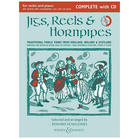 Jigs, Reels & Hornpipes - Complete (+CD)