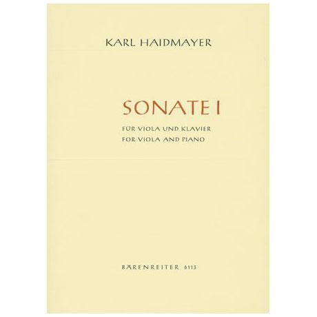 Haidmayer, K.: Violasonate Nr. 1