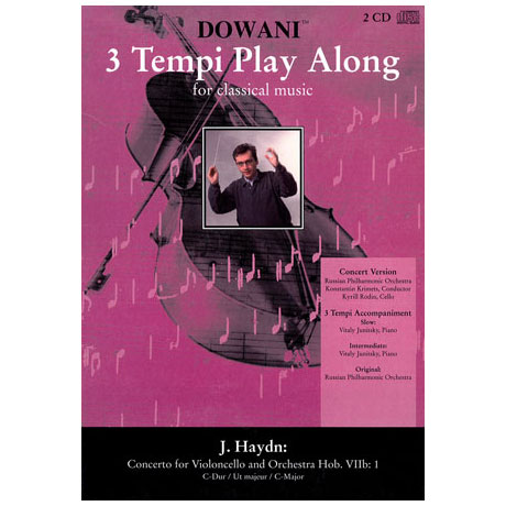 Haydn, J.: Konzert C-Dur 3 Tempi Play-Along