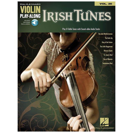 Irish Tunes (+Online Audio)