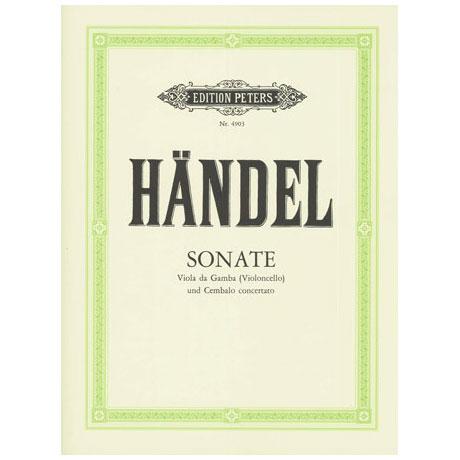 Händel, G.Fr.: Sonate C-Dur