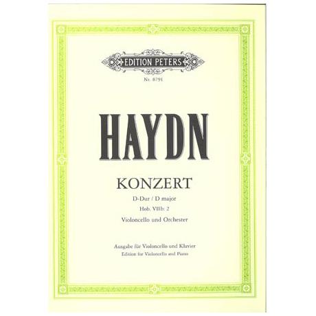 Haydn, J.: Konzert D-Dur, Hob: VIIb:2