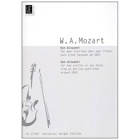 Mozart, W. A.: Don Giovanni