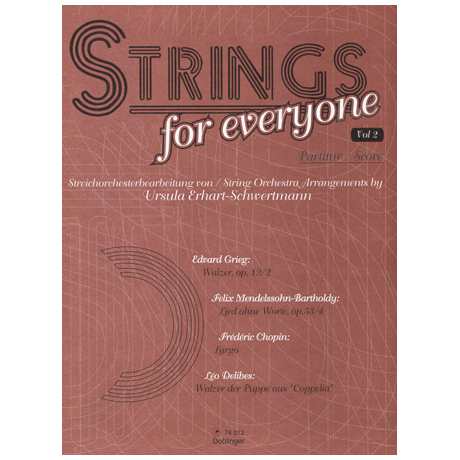 Strings for everyone Band 2
