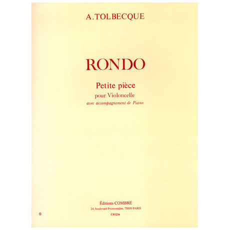 Tolbecque, A.: Rondo - Petite Piece