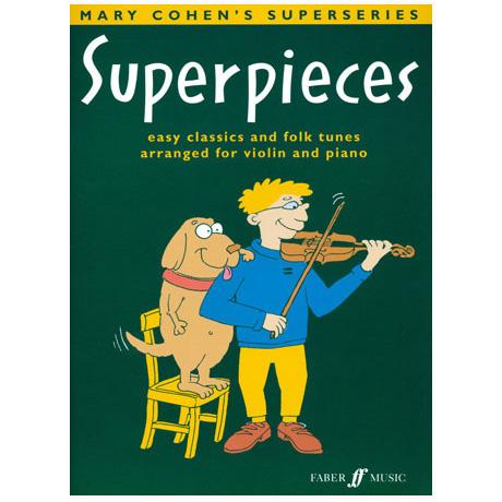 Cohen, M.: Superpieces