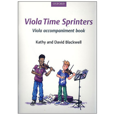 Blackwell: Viola Time Sprinters