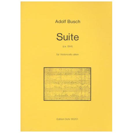 Busch, A.: Cellosuite