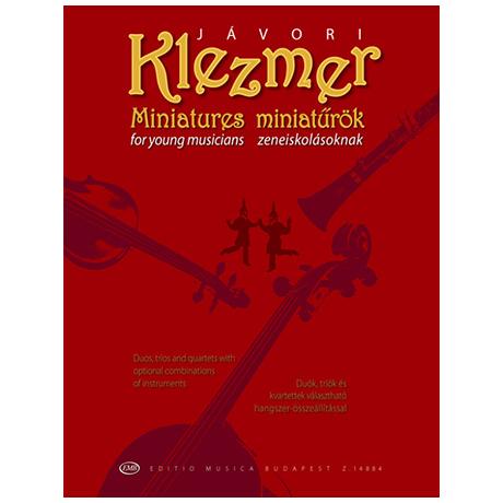 Javori: Klezmer Miniatures
