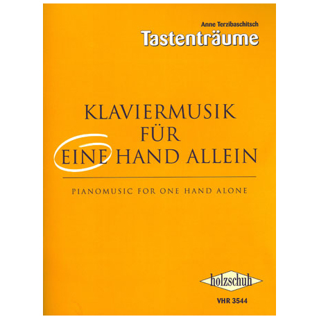 Terzibaschitsch: Klaviermusik für eine Hand allein