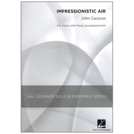 Cacavas, J.: Impressionistic Air