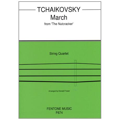 Tschaikowski, P.I.: Marsch, aus »Der Nussknacker«