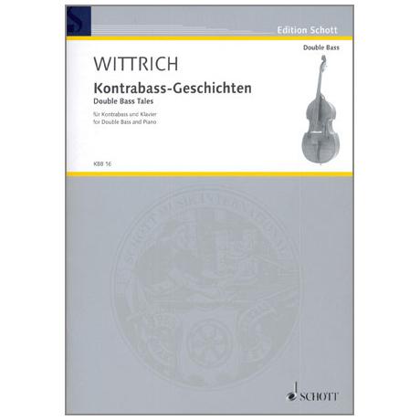 Wittrich: Kontrabass-Geschichten