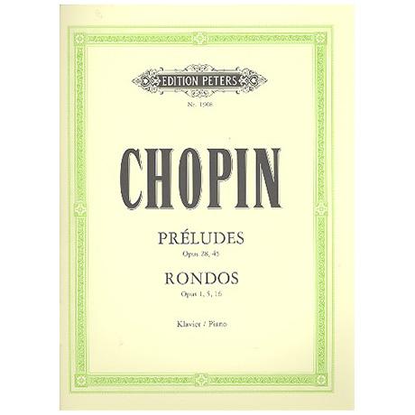 Chopin, F.: Préludes und Rondos